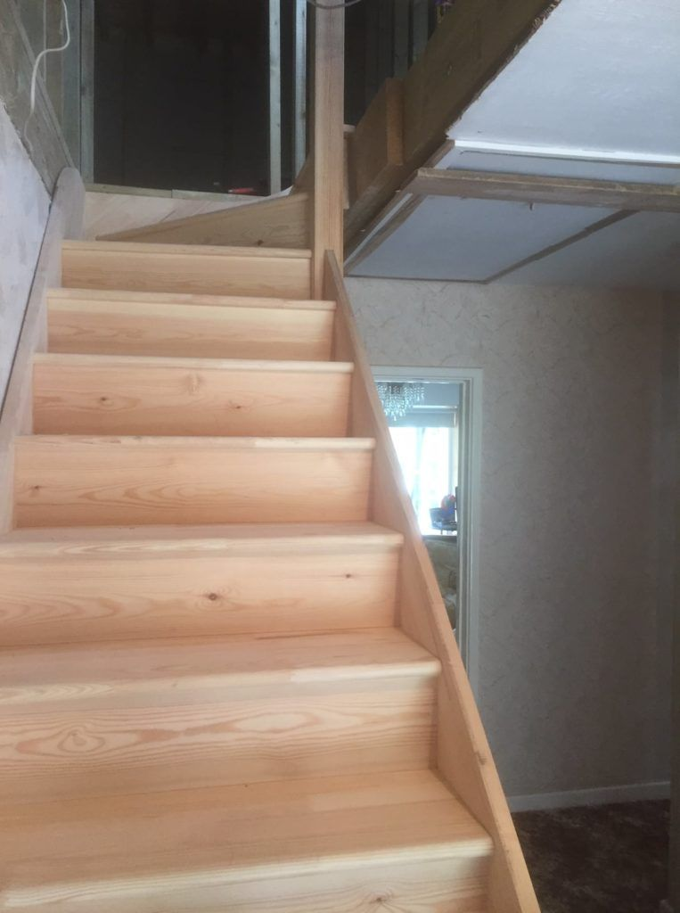 Softwood Staircase Hertford2